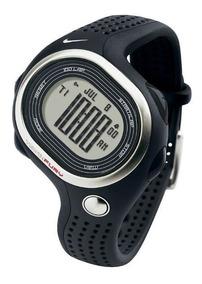 Relógio De Pulso Nike Triax Fury 100 Regular - Preto/preto