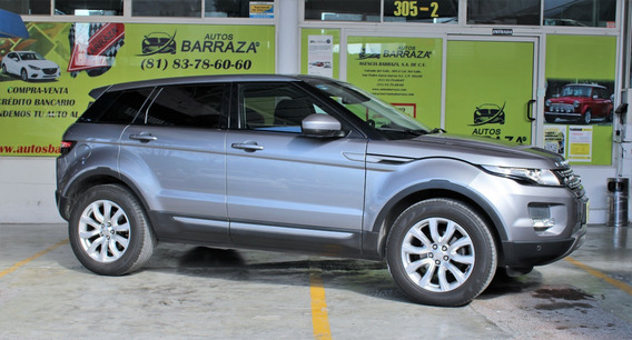 Range Rover Evoque Pure Tech Awd 2014 Grey