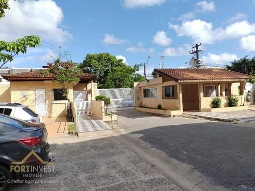 Imagem 1 de 19 de Apartamento Com 3 Dormitórios À Venda, 70 M² Por R$ 135.000,00 - Vila Antártica - Praia Grande/sp - Ap2408
