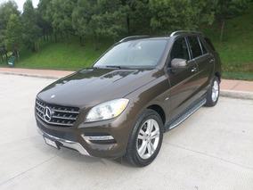 Mercedes-benz Clase M Aut. Ml 350 Cgi Impecable
