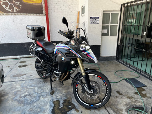 Bmw Gs 800 Adventure 2016 Unico Dueño Factura Original