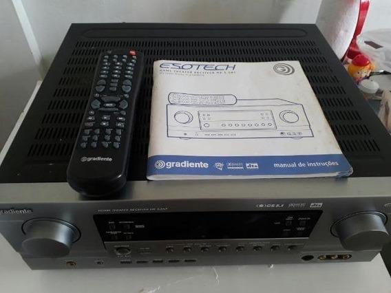 Home Gradiente Esotech 5.5ht.conj.caixas E Subwoofer Sony