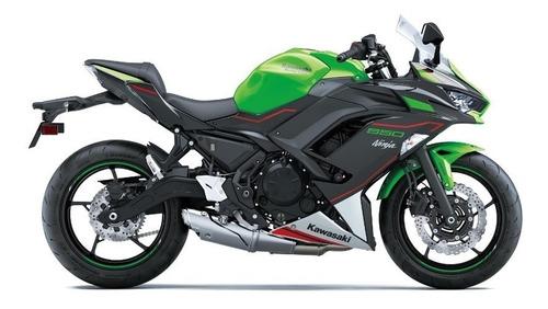 Kawasaki Ninja 650 2021 0km Verde