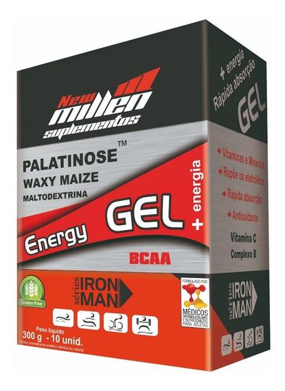 Repositor De Energia Iron Man Gel Displays C/ 10 New Millen