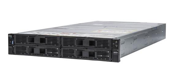 Servidor Dell Poweredge Fx2 Fc630 - 2x Octa Core - 32gb Ram