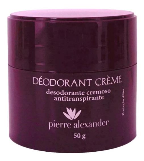 Pierre Alexander Desodorante Creme 50g