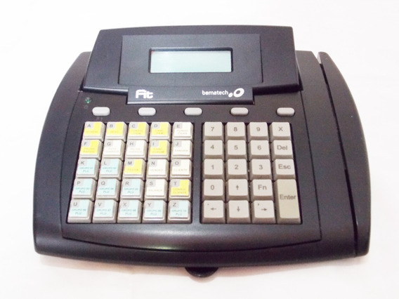Microterminal Fit Integra Fiscal - Bematech