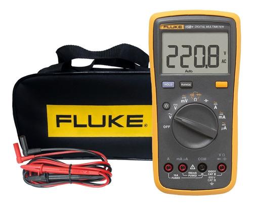 Multímetro Digital Fluke 15b+