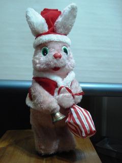 Antiguo Conejo Duracell Navideño, Año 1994-funcionando !!!
