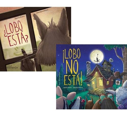 Pack Romero Jaquelina- Lobo Esta ? + Lobo No Esta (2 Libros)