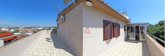 Cobertura À Venda, 231 M² Por R$ 355.000,00 - Nossa Senhora Das Graças - Canoas/rs - Co0132
