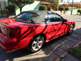 Ford Mustang Gt V8 /convertible Equipado At