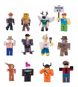 Set Clásicos Series 1 Roblox Classics 15 Pieces