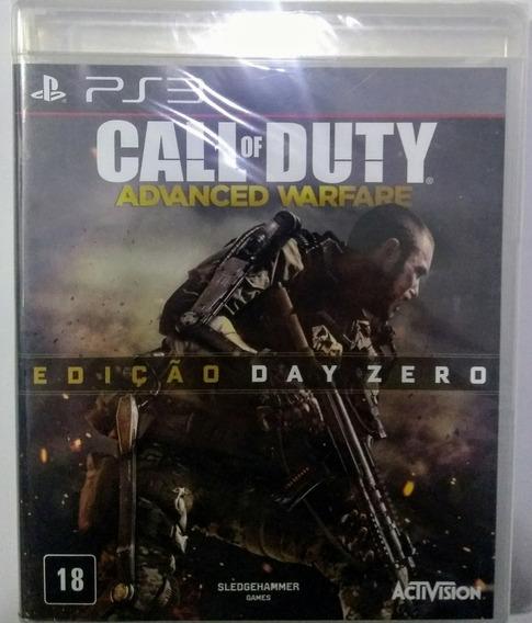 Call Of Duty Advanced Warfare Em Portugues Novo Lacrado