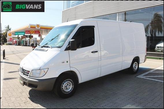 Sprinter 2012 311 Furgão Longa Teto Baixo Branca (5206)