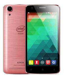 Smartphone Qbex W511 Intel Tela 5.0