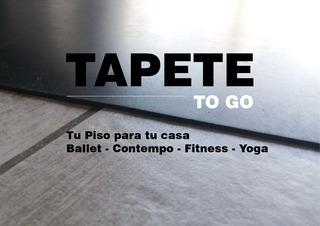 Tapete De Baile, Piso De Ballet, Contempo, Jazz, Urban, Yoga