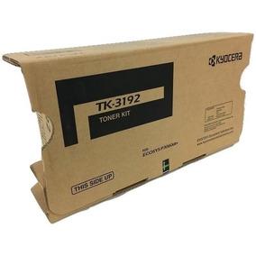 Toner Tk-3192 Kyocera Novo Original E Lacrado Ecosys P3060dn
