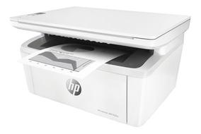 Impressora Hp Laserjet Pro Mfp M28w 3 Em 1 Multifuncional