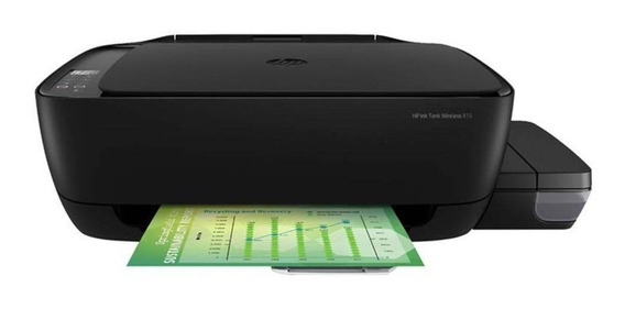 Impressora Multifuncional Hp 416 Tanque De Tinta W-fi