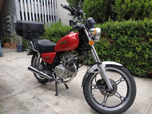 Imagen 1 de 12 de Suzuki Gn125
