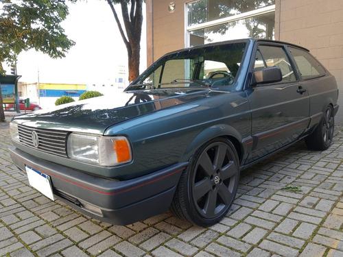 Vw Volkswagen Gol Gl 1.8 Ap Álcool 1992