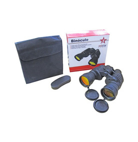 Binoculos Anti Reflexo Com Bolsa E Bussola 7x50mm