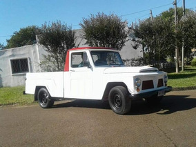 Ford Pick-up Año 59 Pikup Brasil