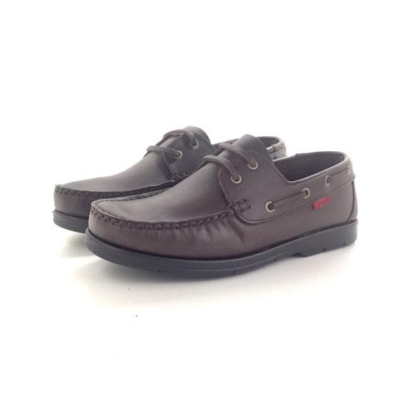 Marcel 500 Náutico Colegial Clásico El Mercado De Zapatos!!!