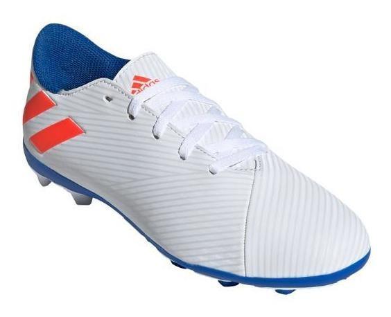 Botín adidas Nemeziz Messi 19.4 Flexible Ground Niño