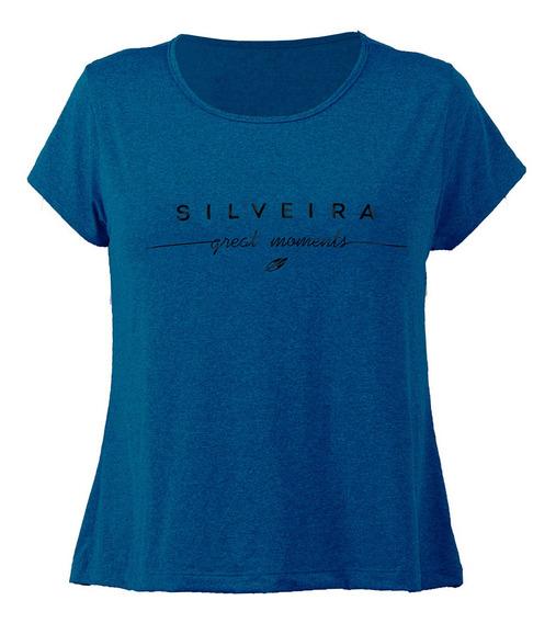 Camiseta Manga Curta Feminino Dry Move 1a Uv Mormaii