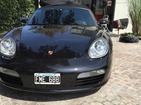Porsche Boxter S 2006 Sin Un Detalle Realmente Impecable !