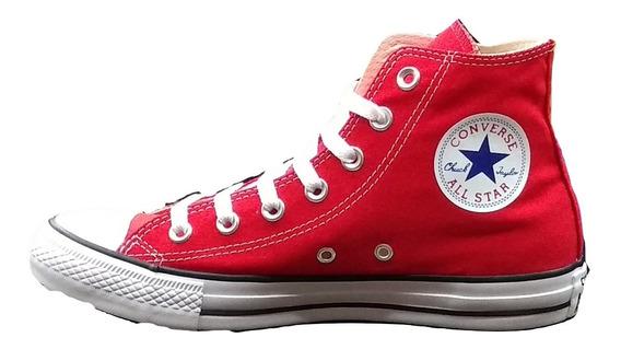 Zapatillas Converse All Star Hi Bota Urbana (lm)