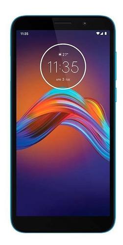 Celular Moto E6 Play 32gb Azul