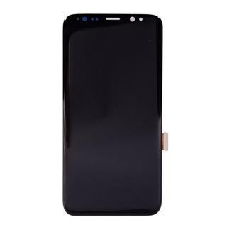 Modulo Display Vidrio Touch Para Samsung S8 Plus +colocacion