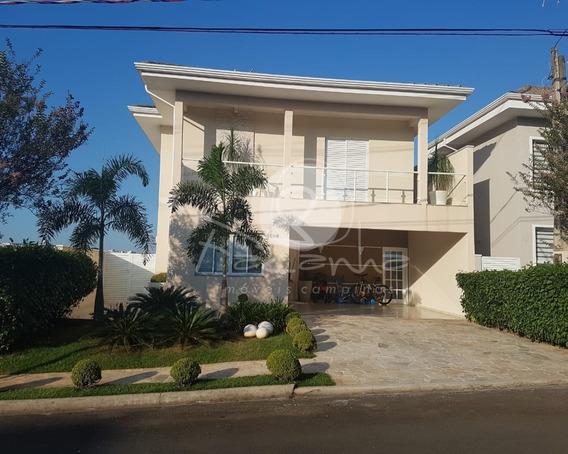 Casa Em Condomínio Para Venda No Vivenda Das Cerejeiras Em Valinhos - Ca00525 - 32609613