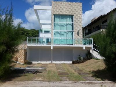 Espetacular Casa Em Condomínio Fechado No Cumbuco.