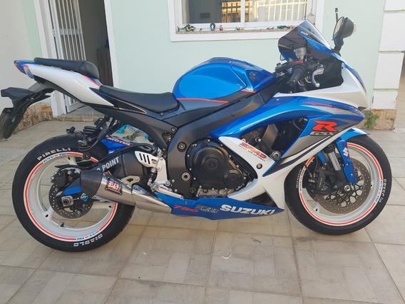 Suzuki Srad 750 2011 Segundo Dono Com Acessórios