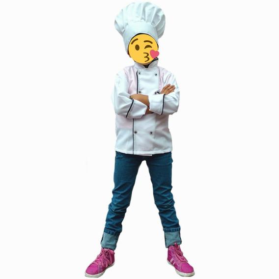 Filipina De Chef Para Niño O Niña