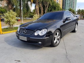 Mercedes Benz Clk500 2004 Blindado