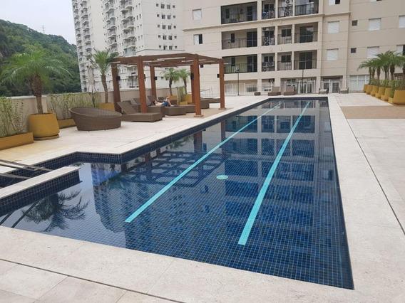 Apartamento Em Marapé, Santos/sp De 62m² 2 Quartos Para Locação R$ 2.600,00/mes - Ap269554