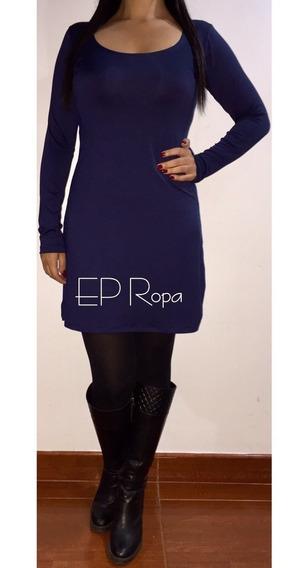 Vestido Corto Suelto Falda Rotonda Formal Moda Envío Gratis