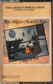 Fita K7 - Raul Seixas E Marcelo Nova: A Panela Do Diabo 1989