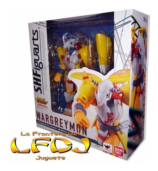 Digimon Sh Figuarts Wargreymon Owg Lfdj