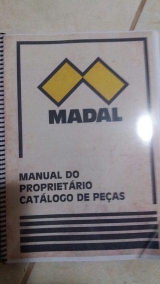 Manual Catálogo Madal