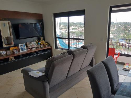 Apartamento Para Venda No Bairro Vila Mascote Em São Paulo - Cod: Mi129228 - Mi129228