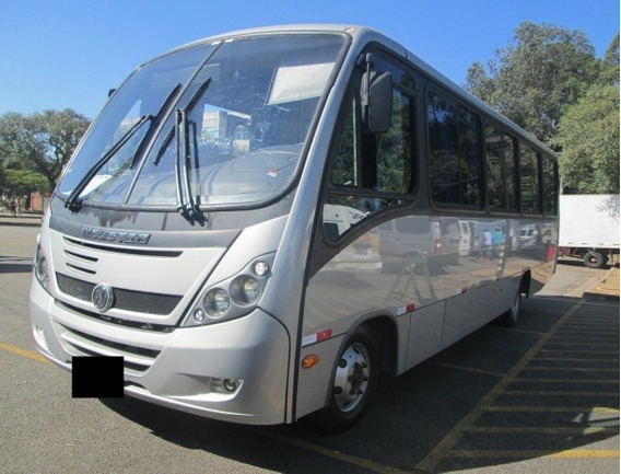 Micro Onibus Neobus Thunder Plus Vw 9160 2014