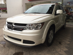 Dodge Journey 2.4 Se 7 Pasajeros At 2018