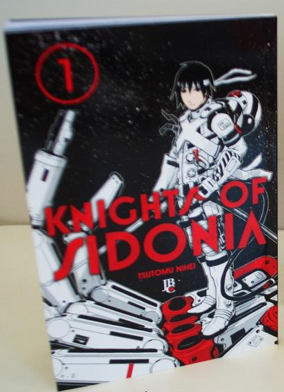 Mangá Knights Of Sidonia Vol 1 Jbc Frete Incluso Tsutomu Nih