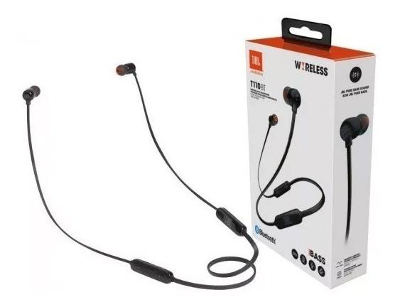 Fone Ouvido Sem Fio Jbl Tune 110bt Bluetooth
